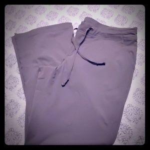 NEW grey, Columbia, bootcut pants